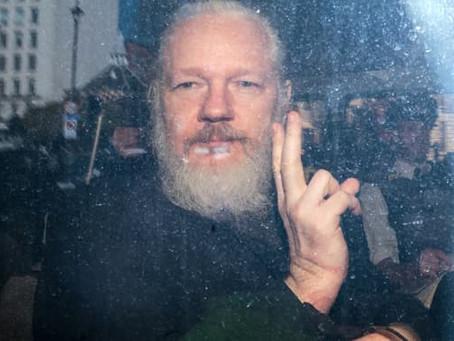 WikiLeaks'ın Kurucusu Julian Assange'ın Kefaletle Serbest Kalma Talebi Reddedildi
