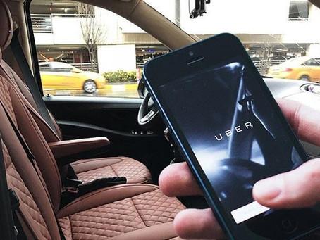Uber Yeniden Türkiye'de
