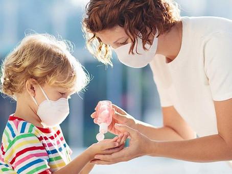Korona Virüsü Kısa Sürede Atlatamayan Çocuklarda Felç Riski
