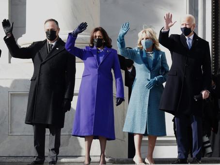 Joe Biden Yemin Ederek Amerika'nın 46. Başkanı Oldu