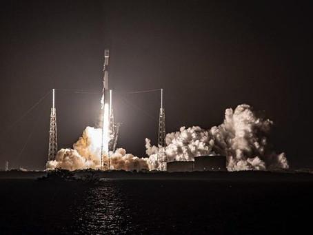 TÜRKSAT 5A Uydusu Uzaya Fırlatıldı !