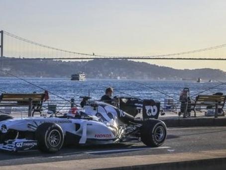 Formula 1 Türkiye Grand Prix Heyecanı Başlıyor