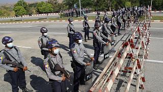 Myanmar'da Darbe