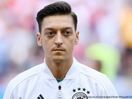 Mesut Özil Fenerbahçe'de