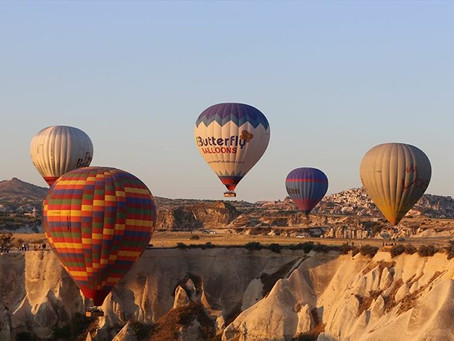 Kazdağları'ndan Sonra Kapadokya İçin De Altın Arama Ruhsatı