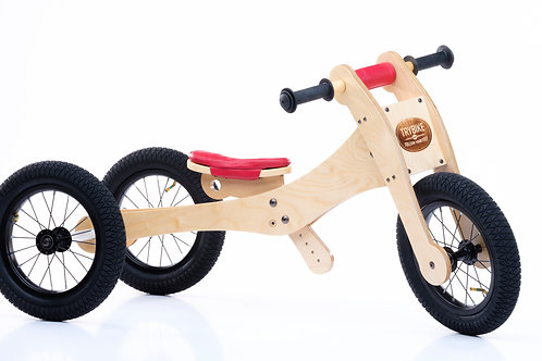 TRYBIKE WOOD red edition