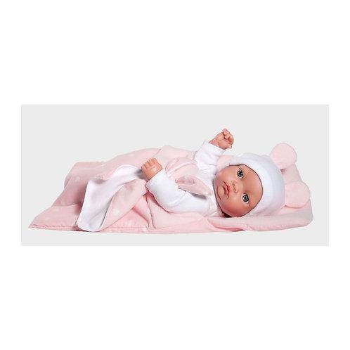 Puppenbaby Gordi rose