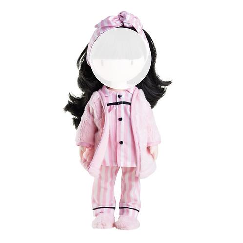 Pyjama-Outfit für Gorjuss Puppen