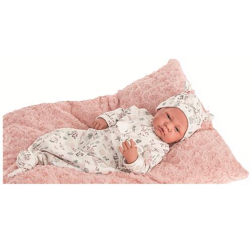 Baby Nacido mit Kuschelkissen