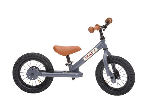 TRYBIKE STEEL 2 Rad grey/brown