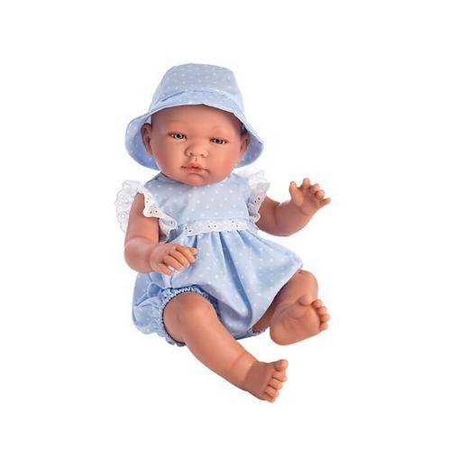Baby Pablo blauer Romper