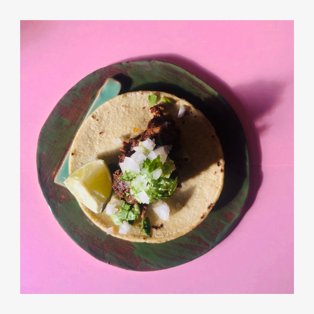 DIVE - Beef Barbacoa Taco