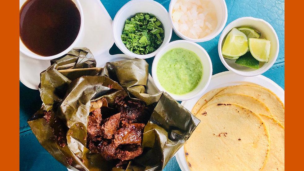 Beef Barbacoa Taco Kit