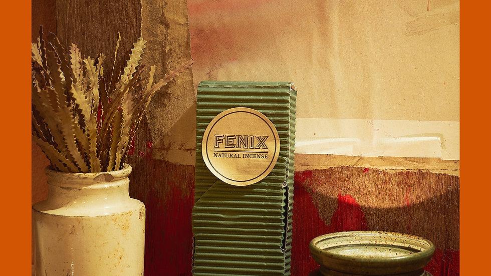 FENIX - Pure Breu Incense Blend (Thick sticks)