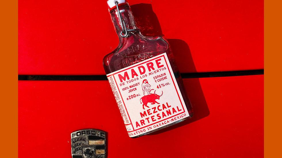 Madre Mezcal 200ml Flask