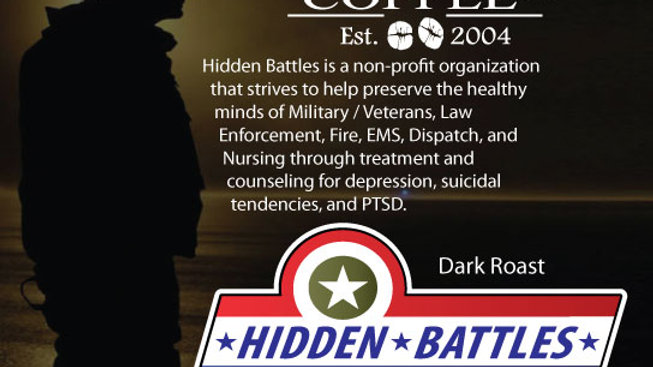 Hidden Battles Dark Roast