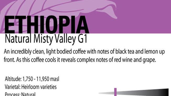 Ethiopia Misty Valley