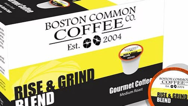 Rise and Grind 72 Count Case Special (Limited Time)