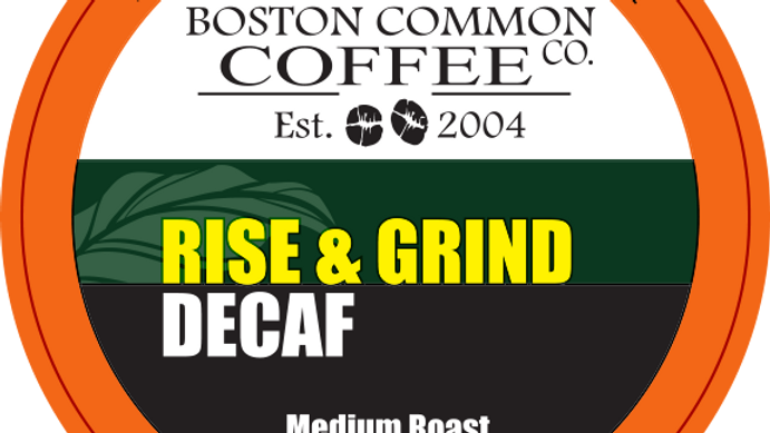 BULK 300 Count Rise and Grind Decaf