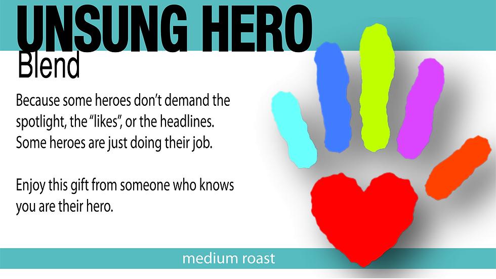 Unsung Hero Blend