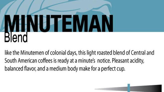 Minuteman Blend