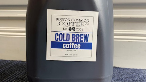 Cold Brew Concentrate (Save Fridge Space)