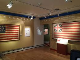 MUSEUM OPENS EXHIBITS ON 125th ANNIVERSARY OF 1st OFFICIAL READING OF THE PLEDGE OF ALLEGIANCE-2017
