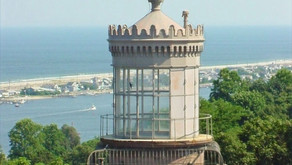 Tour Both Towers at Twin Lights