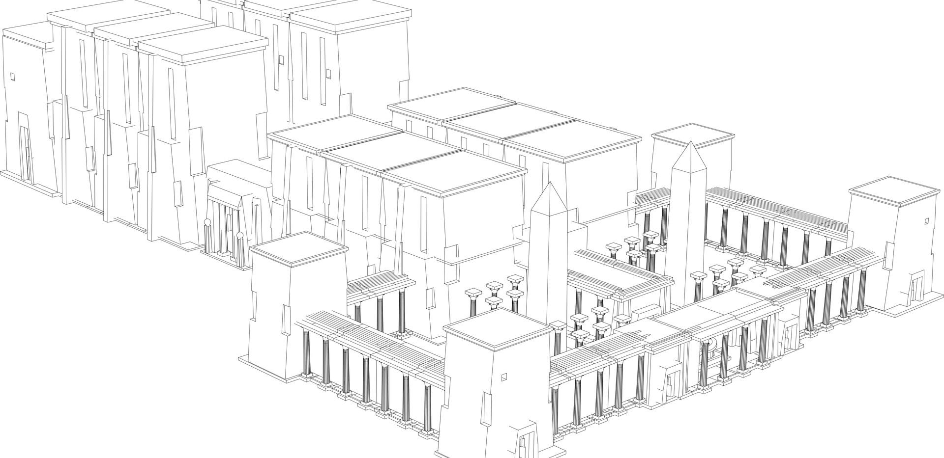Complex Of Karnak