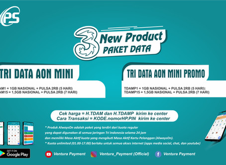 New Product Tri Data