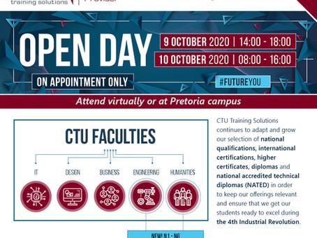 CTU Training Solutions OPEDAG