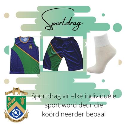 Sportdrag