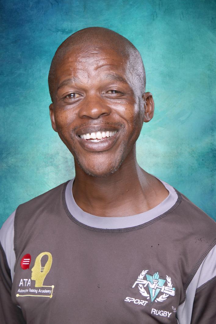 Mnr Donald Mthembu