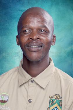 Mnr Donald Mathembu