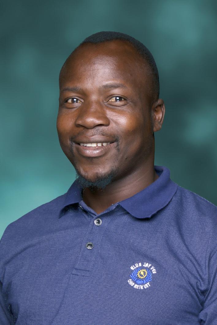 Mnr Richard Makunela