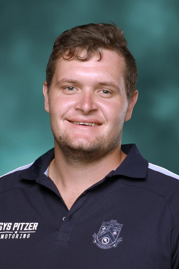 Mnr Johan Scholtz