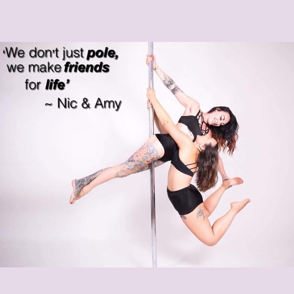 Nic Amy quote