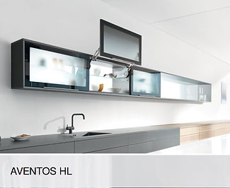 AVENTOS HL Lifting mechanism