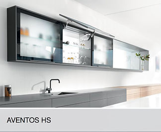 AVENTOS HS Lifting mechanism