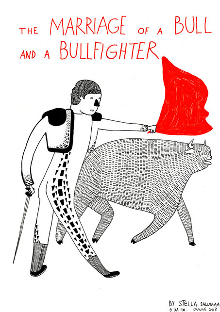 The Marriage of a Bull and a Bullfighter