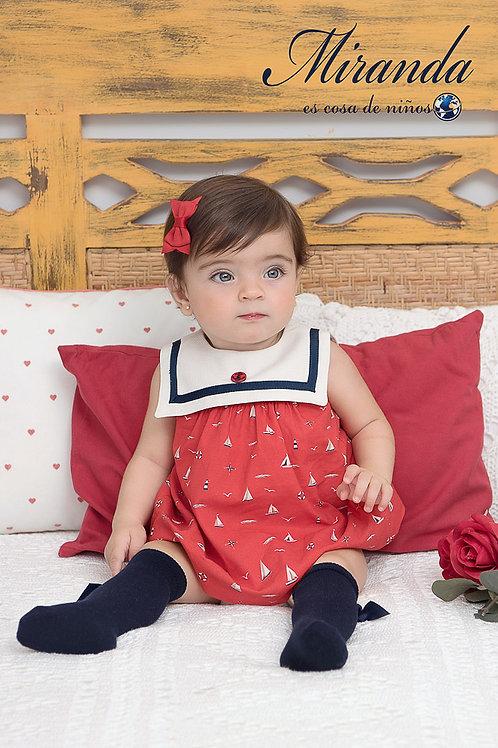 Vestido bebé Miranda