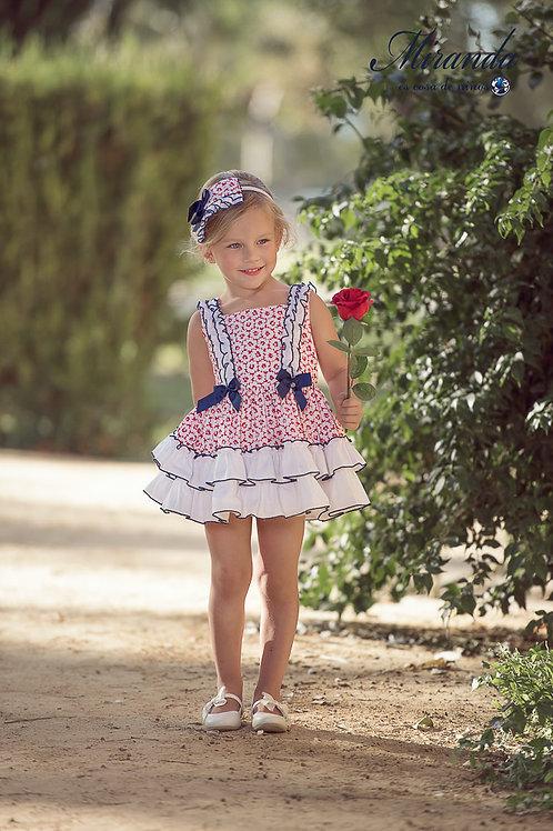 Vestido niña Miranda