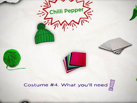 Squad Ghouls 4: Chili Pepper