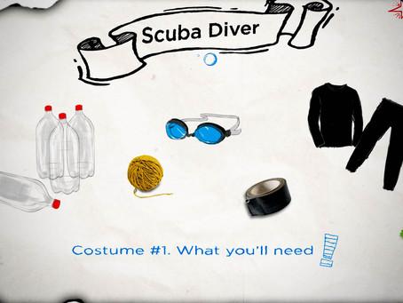 Squad Ghouls 1: Scuba Diver