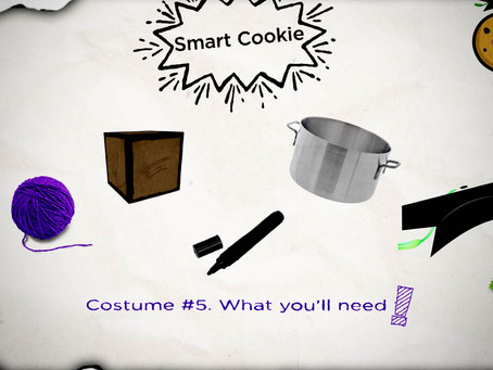 Squad Ghouls 5: Smart Cookie