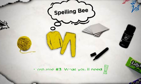 Squad Ghouls 3: The Spelling Bee