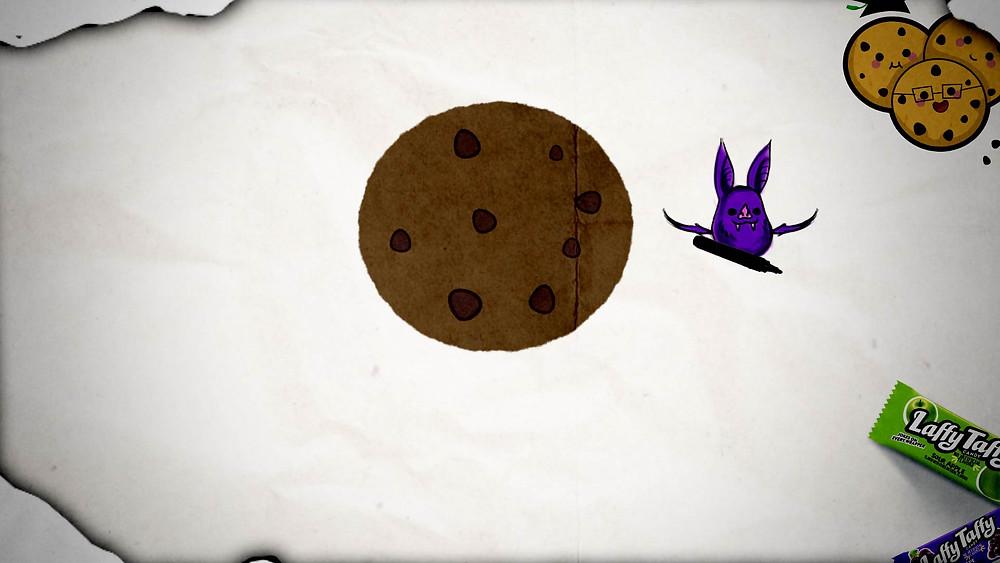 Laffy Taffy Smart Cookie - Step 2