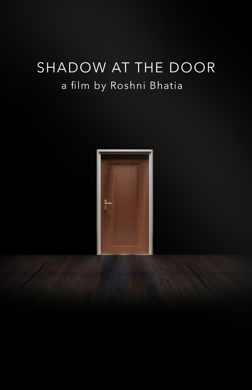 SHADOW AT THE DOOR POSTER