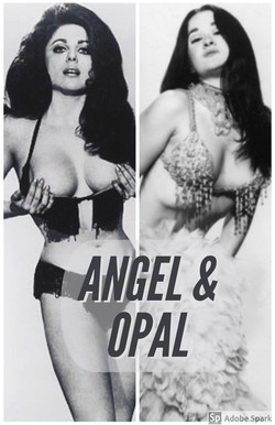 Angel and Opal -poster