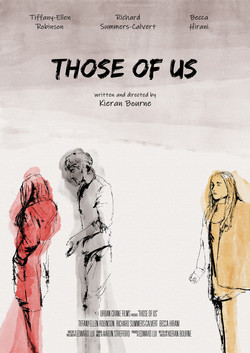 THOSE OF US - POSTER